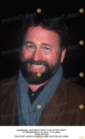 John Ritter Picture Saturday Night Live After Party at Brassarie 8