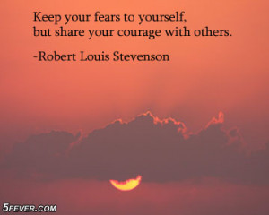 Fear Quotes And Sayings...