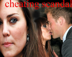 Prince William's Future Bride (Kate Middleton) Told to Keep Stiff ...