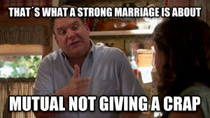 Murray Goldberg quote about Marriage. Click on the pic for more quotes ...