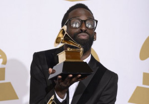 Tye Tribbett had two reasons to celebrate Sunday. He won Grammys for ...