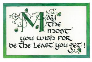 Irish Birthday Wishes - irish birthday wishes Pictures