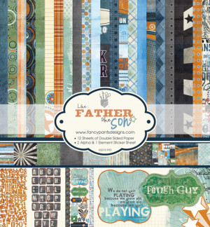 Quotes For Father And Son Scrapbooking ~ Fancy Pants Designs - Like ...