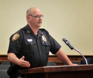 Sheriff McCollum's Wife Statement