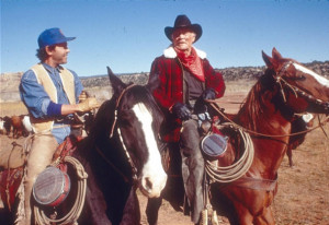 City Slickers - Mitch on the Cattle Drive