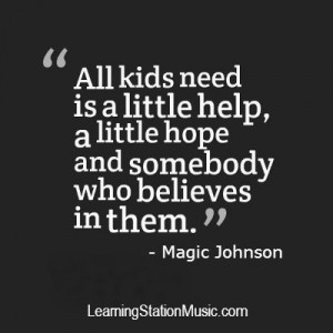 ... help and support to believe in themselves. #quotes #parenting Quotes