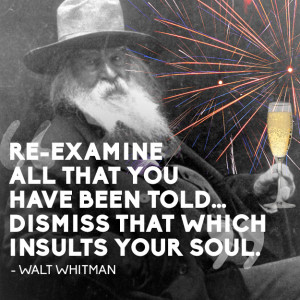 Walt Whitman 3/14