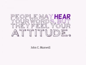 25 Change Your Attitude, Change Your Life Quotes