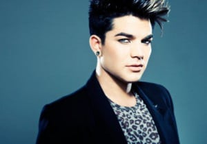 American Idol Superstar Adam Lambert Slams Anti-Gay Group One Million ...
