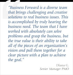 Business Forward is a diverse team that brings challenging and ...
