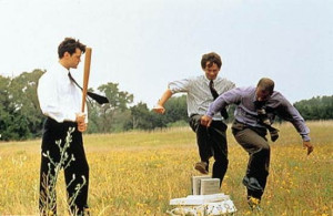 Labor Day movie quotes about hard work Office Space