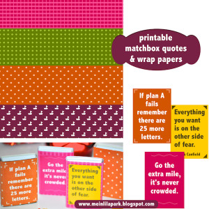 some free digital scrapbooking papers and 5 free printable quote ...