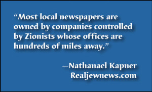 Kapner provides manifold evidence of Zionists' dominating control of ...