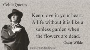 ... Wilde-Keep-love-in-your-heart Oscar Wilde quotes on love and marriage
