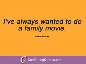Adam Sandler Love Quotes