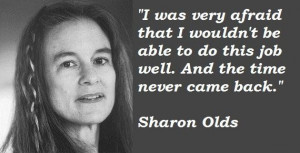 Sharon olds famous quotes 4