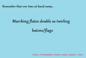 Marching Band Quotes Quotes About Marching Band