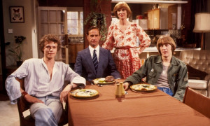 Wendy and co prepare to tuck into another course of comically ...