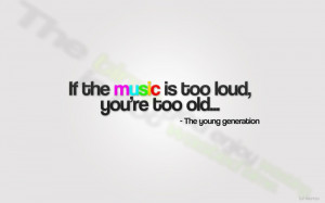 music quotes 1680x1050 wallpaper Entertainment Music HD