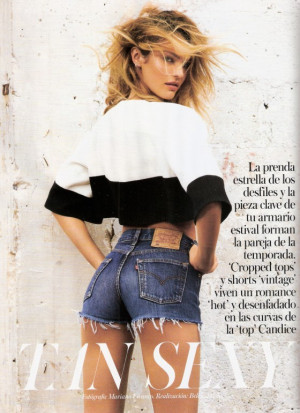 Candice Swanepoel – Vogue Spain 2013 -05