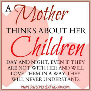 Mother I Love You Quotes .