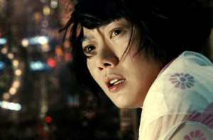 Doona Bae is stunning. She's a star on the rise!