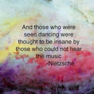 love to dance!