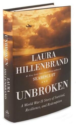 Unbroken, by Laura Hillenbrand