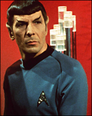 Mr. Spock lovely Spock