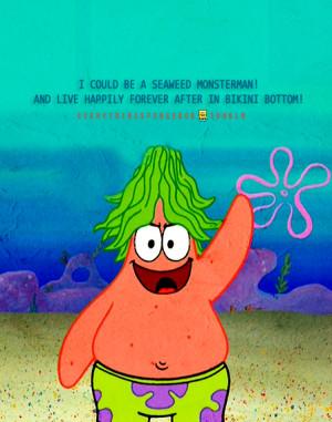 patrick quotes #Patrick Star #patrick ftw #spongebob squarepants ...