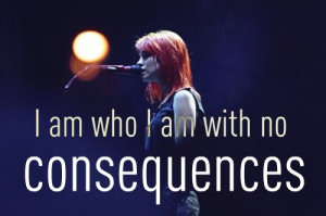 Hayley Williams' Most Inspirational Quotes « Read Less