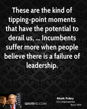 These are the kind of tipping-point moments that have the potential to ...