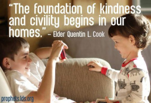 love this picture and quote! Elder Quentin L. Cook also asked this ...