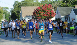 Photo by: Dave Frederick The Dam Mill 5K has been run on the same ...
