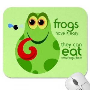 Cute Frog Quotes | visit zazzle com