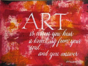 Quotes about Art