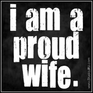 proud wife i am! from StudioJRU
