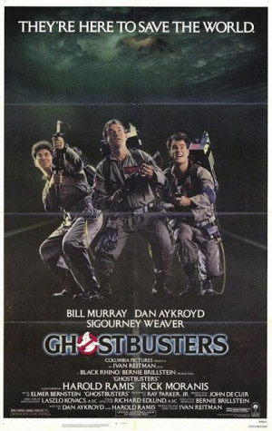 Ghostbusters by Ivan Reitman - so many great quotes | Movies