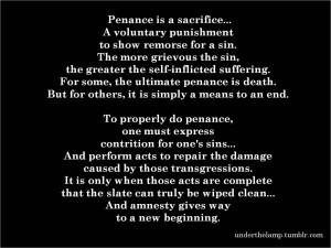 ... this post for more 2 years ago # penance # revenge # revenge quotes