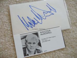 Malcolm Mcdowell Clockwork Orange Quotes