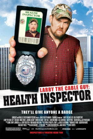 Larry The Cable Guy : Photo