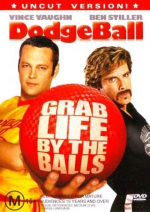 Dodgeball The Movie Ben Stiller Causing Stiller39s Picture