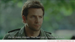 The words (2012) movie quote
