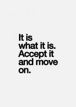 Acceptance positive quote