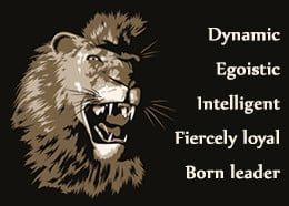 ... between July 23 and August 22 belongs to the fifth zodiac sign of Leo