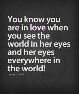 Love My Girlfriend Quotes