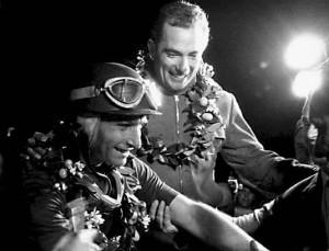 ... perla: la conversazione tra Fangio e Senna in .mp3. Buon divertimento