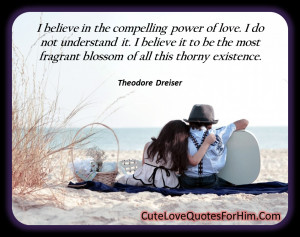 Love Quotes For Him #52