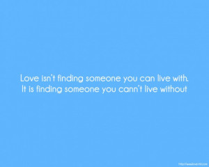 Quotes About Finding Love: The Blue Theme With Quotes About Finding ...