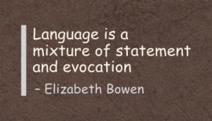 Elizabeth Bowen.